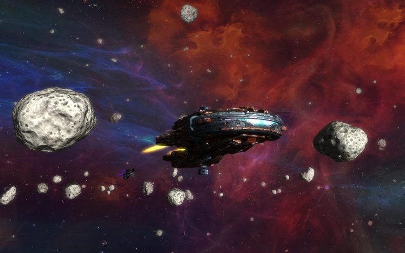 Rebel Galaxy Now Live for PC & Mac