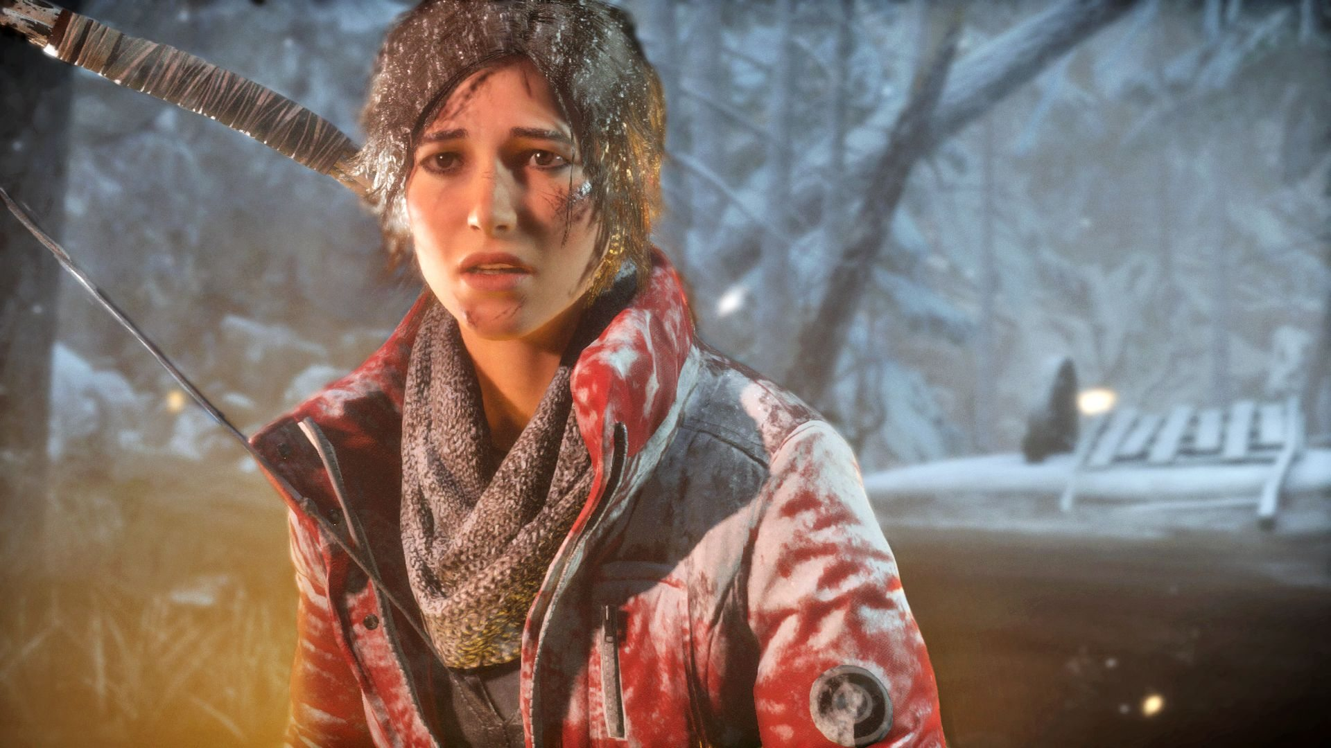Rise of the Tomb Raider Gaming Cypher 12