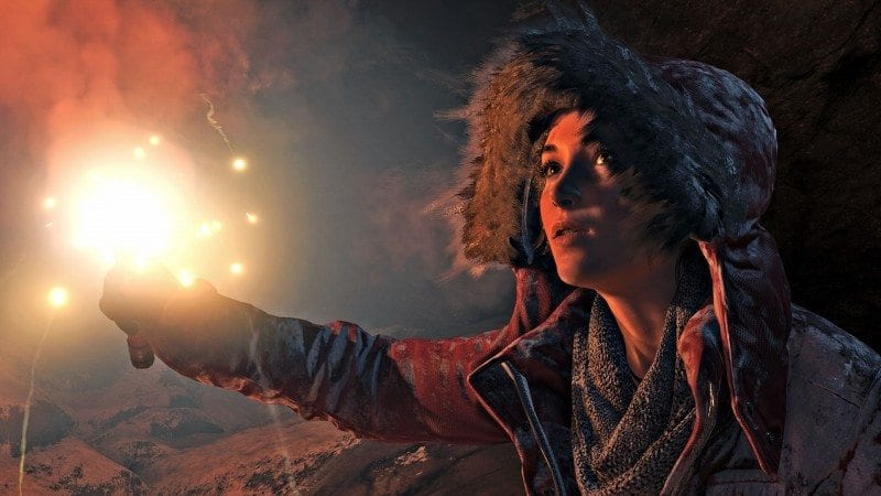 Critically Acclaimed Rise of the Tomb Raider Leads DirectX 12 Integration