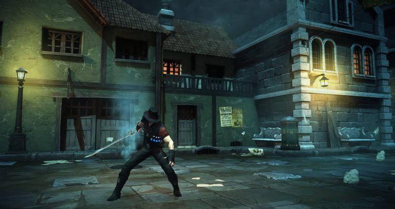 Victor Vran Available Now, Launch Trailer