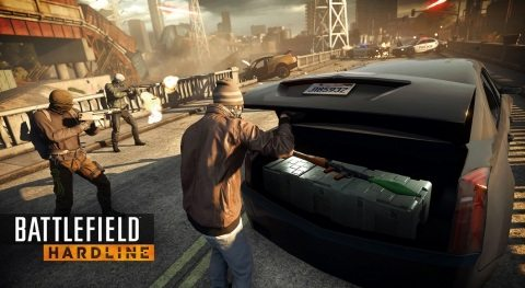 EA and Visceral Games Announce Battlefield Hardline Is Available Now