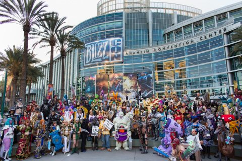 BlizzCon Tickets Go On Sale April 15 and 18