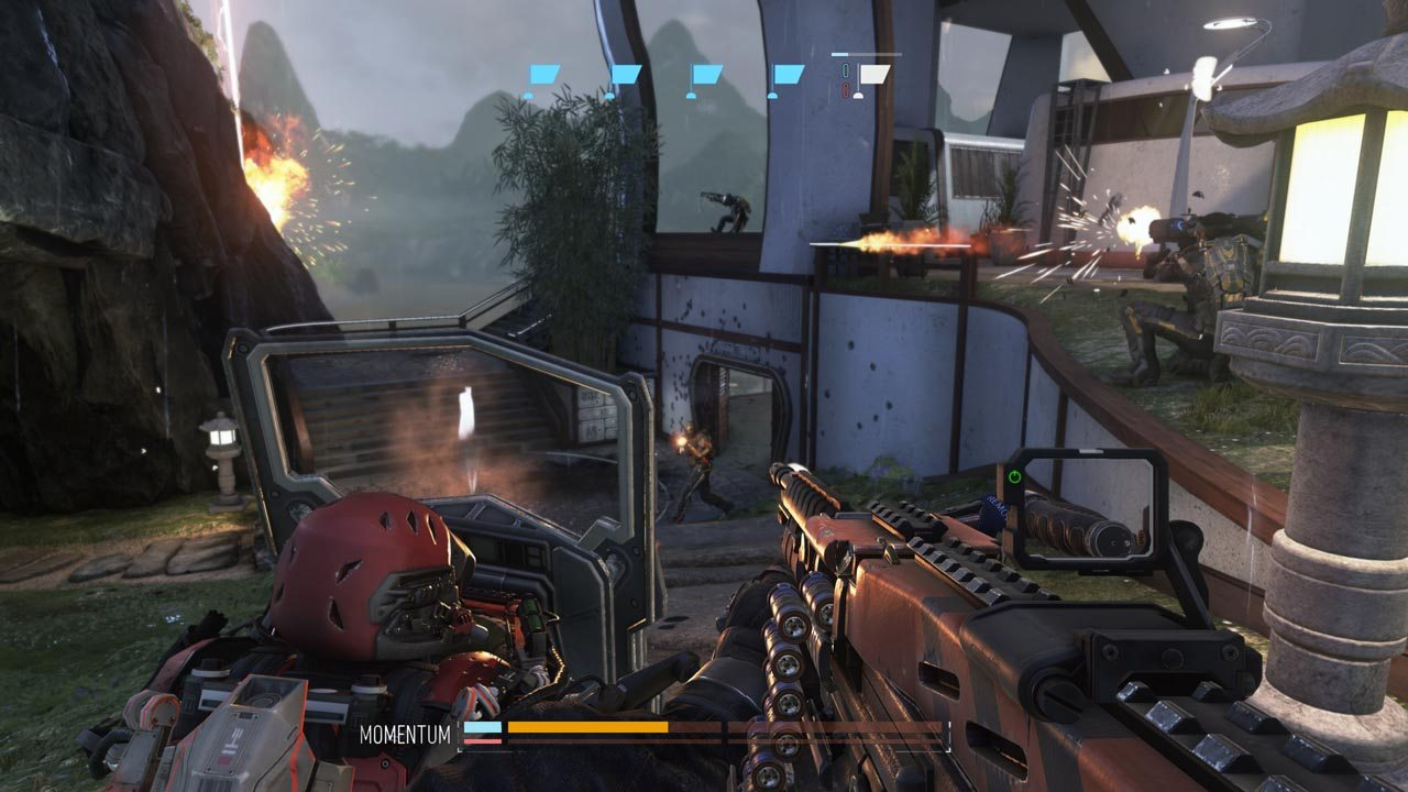 New Call of Duty: Advanced Warfare Downloadable Content Pack Ascendance Blasts Off