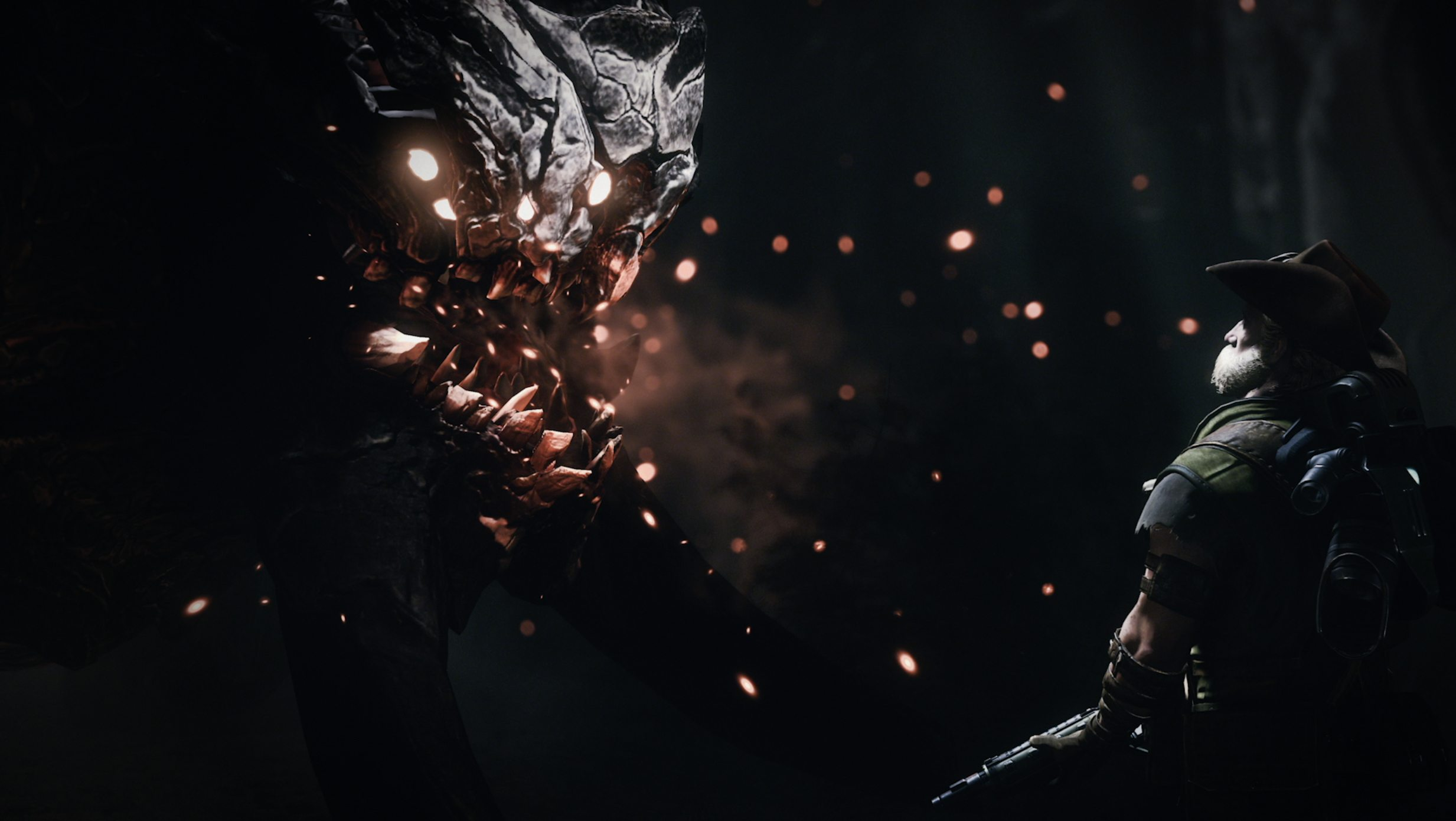Evolve New Behemoth Monster and New Hunters Out Today