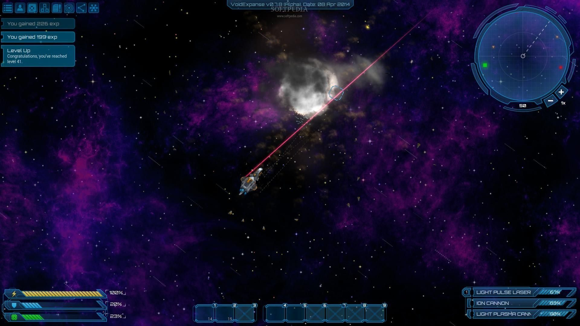 Void Expanse Now Available on Steam