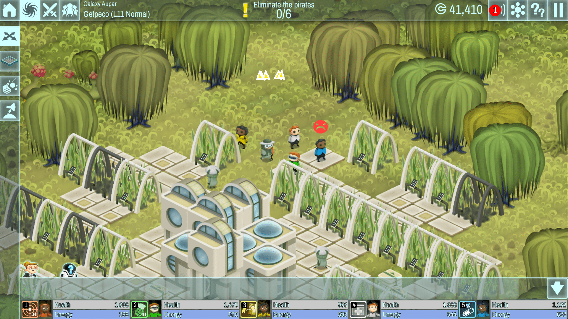 The Spatials Space Colony Management Sim Heading to Steam