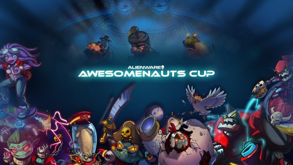 Alienware Awesome Cup Season 2 Trailer