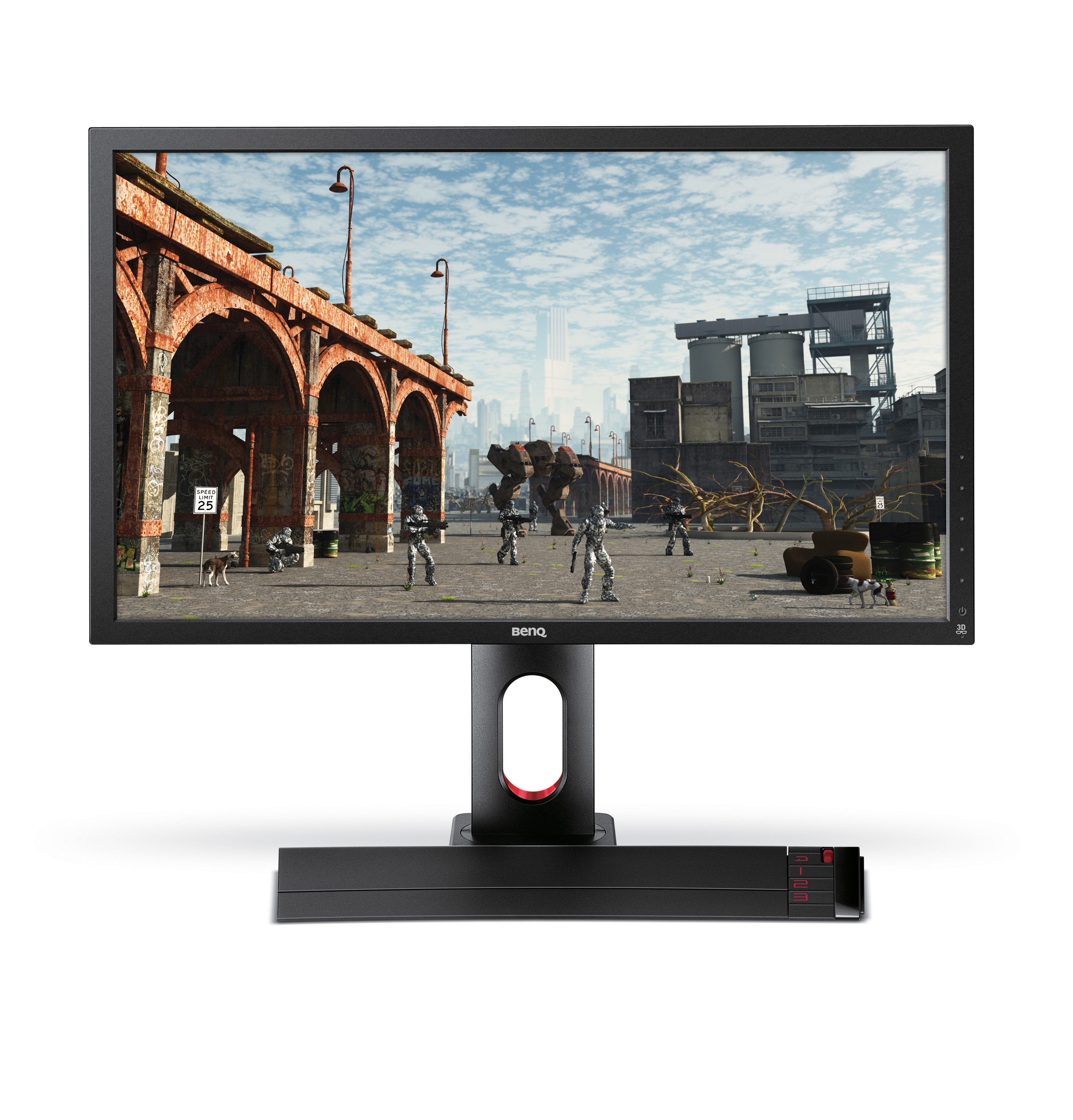 BenQ's XL2730Z FreeSync Display Blazes Onto the Gaming Scene