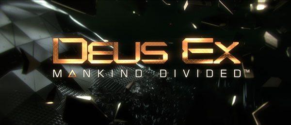 Deus Ex Mankind Divided Announcement Trailer Gaming Cypher
