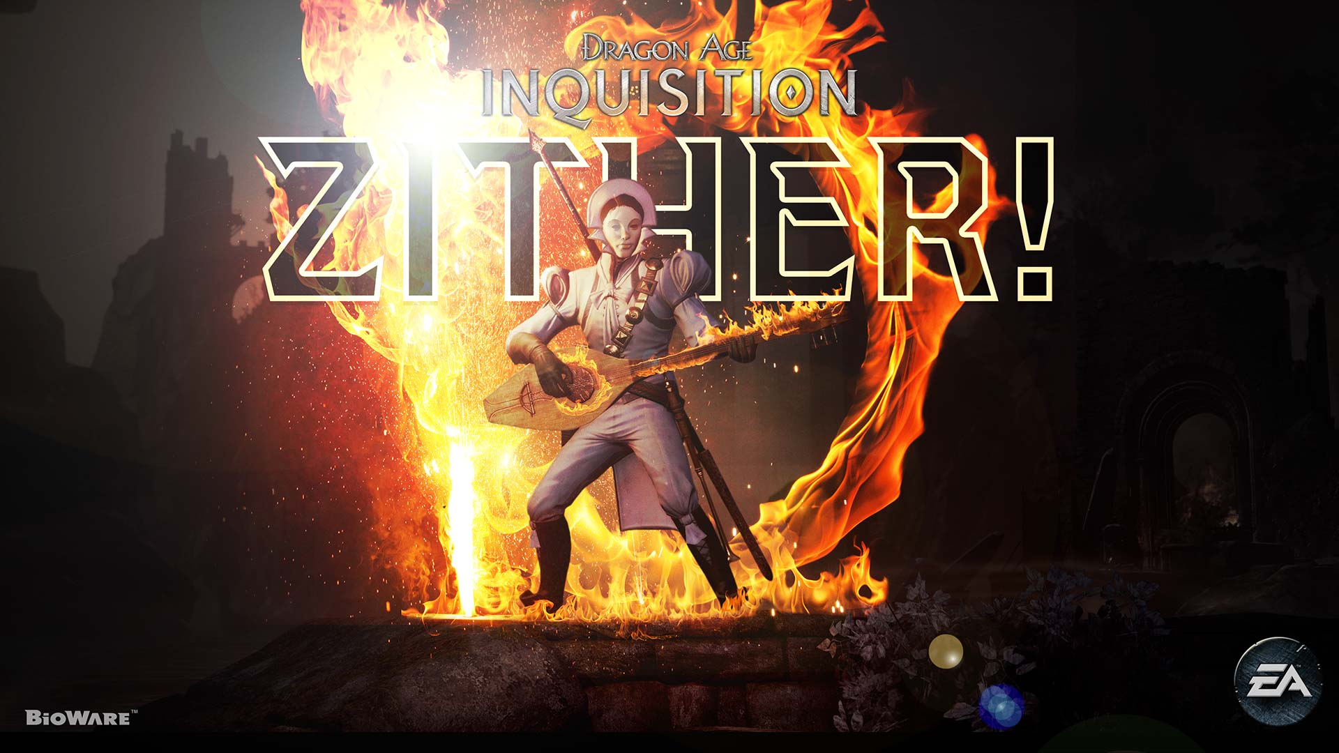 Dragon Age Inquisition Zither Gaming Cypher