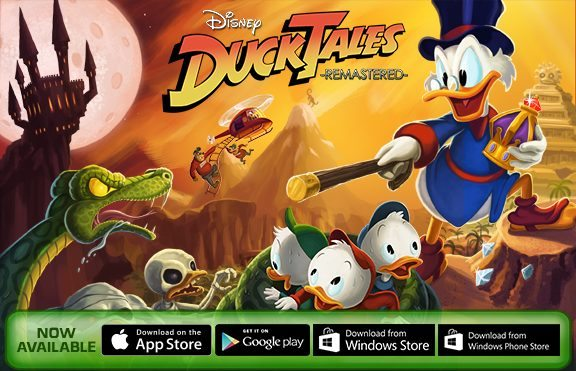 Ducktails Remastered Mobile Gaming Cypher