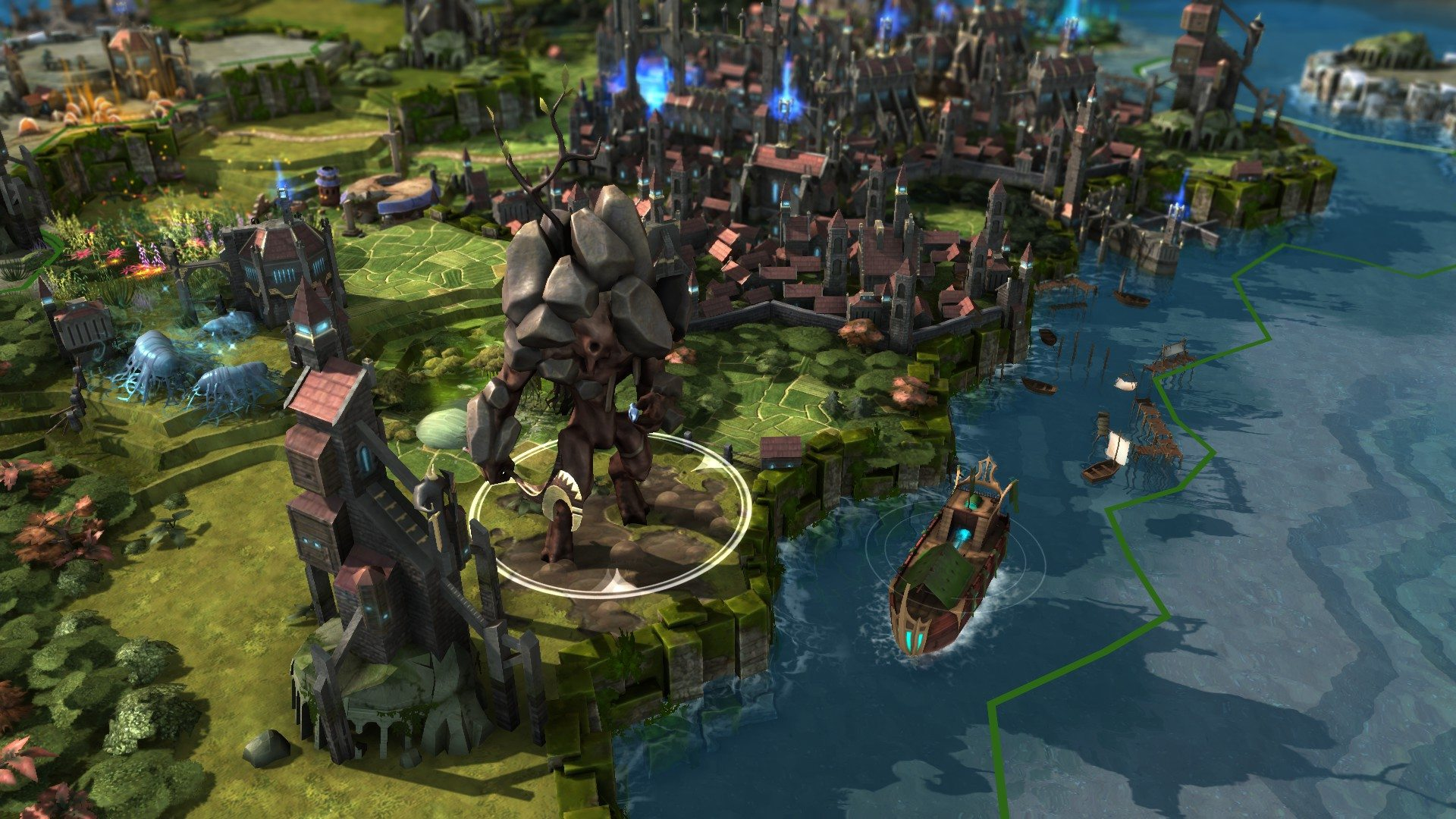 Endless Legend First Expansion Pack Guardians Now on Steam