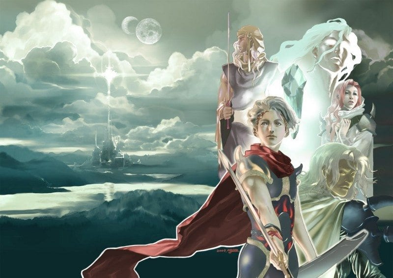 Final Fantasy IV: The After Years Now on Steam