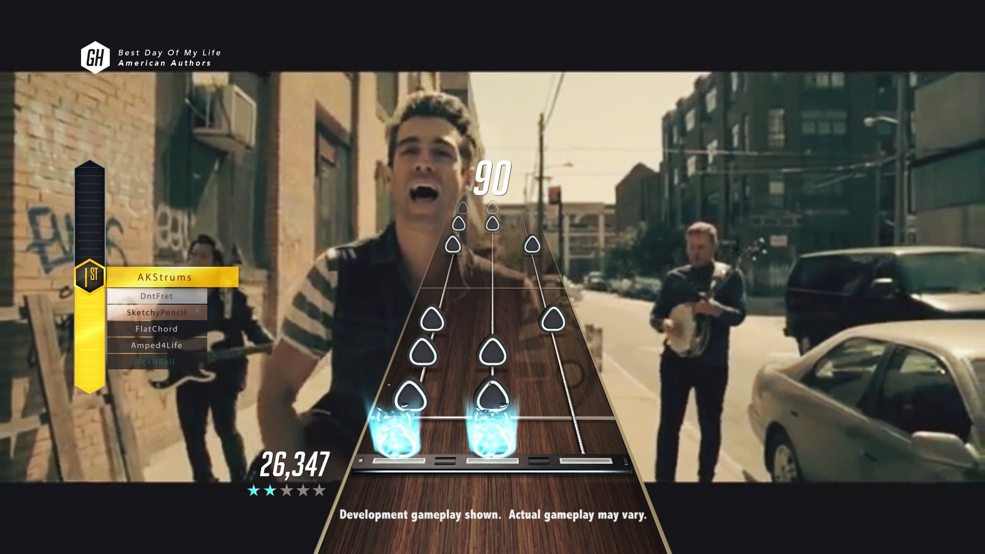 Activision Unveils Guitar Hero Live, Available Worldwide this Fall