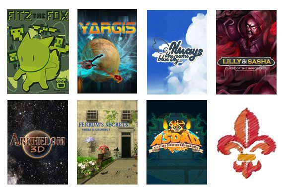 Indie Royale The Debut 25 Bundle is Live