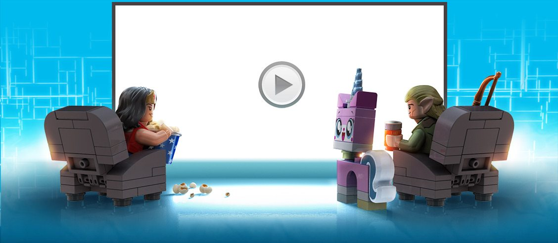 LEGO Dimensions Details and Extended Cut Announcement Video