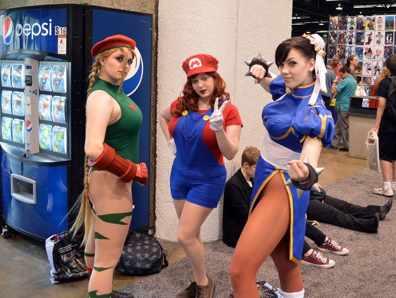 Nintendo Heads to WonderCon with Games, Fan Tournaments and Giveaways