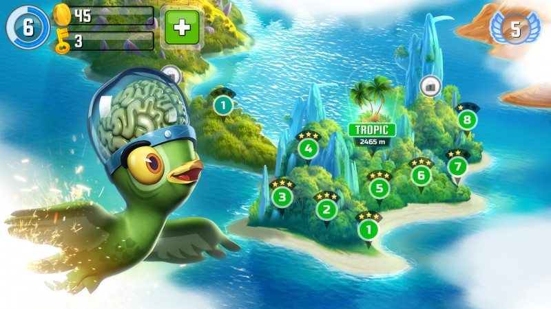 Oddwings Escape New iOS Gameplay Trailer