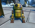 SWTOR Astromech Droid Gaming Cyper