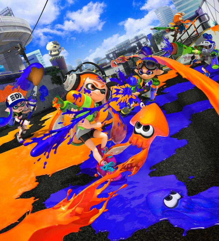 Celebrate Splatoon with 10 Fun Facts About Squids