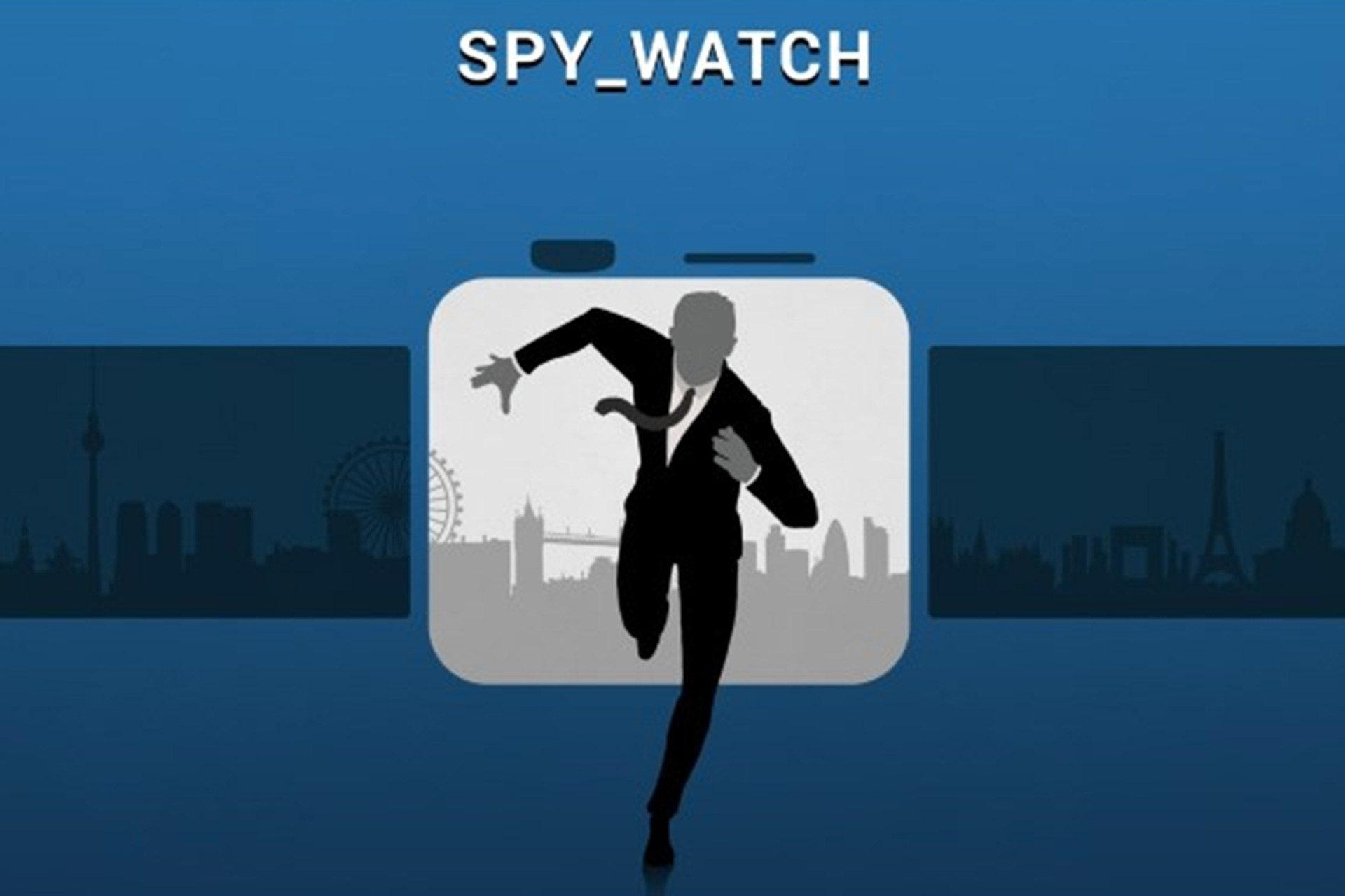 Spy_Watch for Apple Watch Official Trailer by Bossa Studios