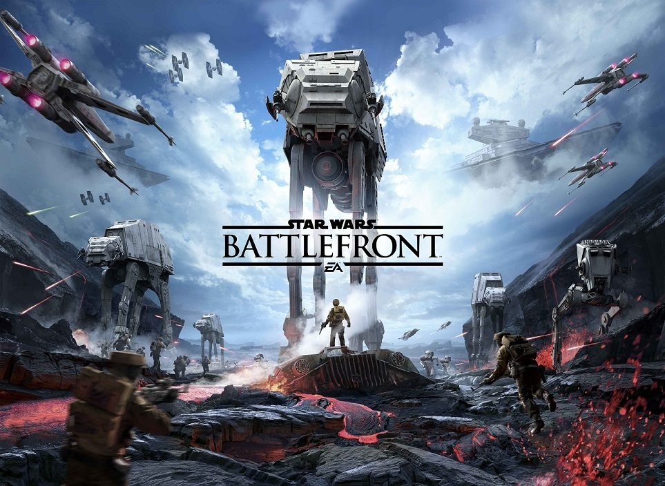Star Wars Battlefront Begins Shipping November 17, 2015