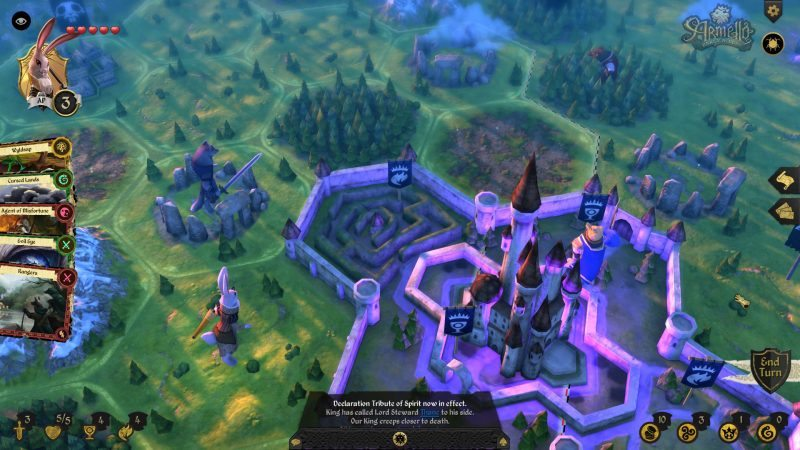 Armello is Heading to PS4 in September