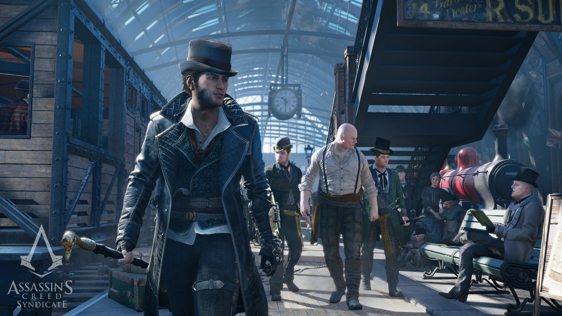 Assassin's Creed Syndicate Gaming Cypher 2