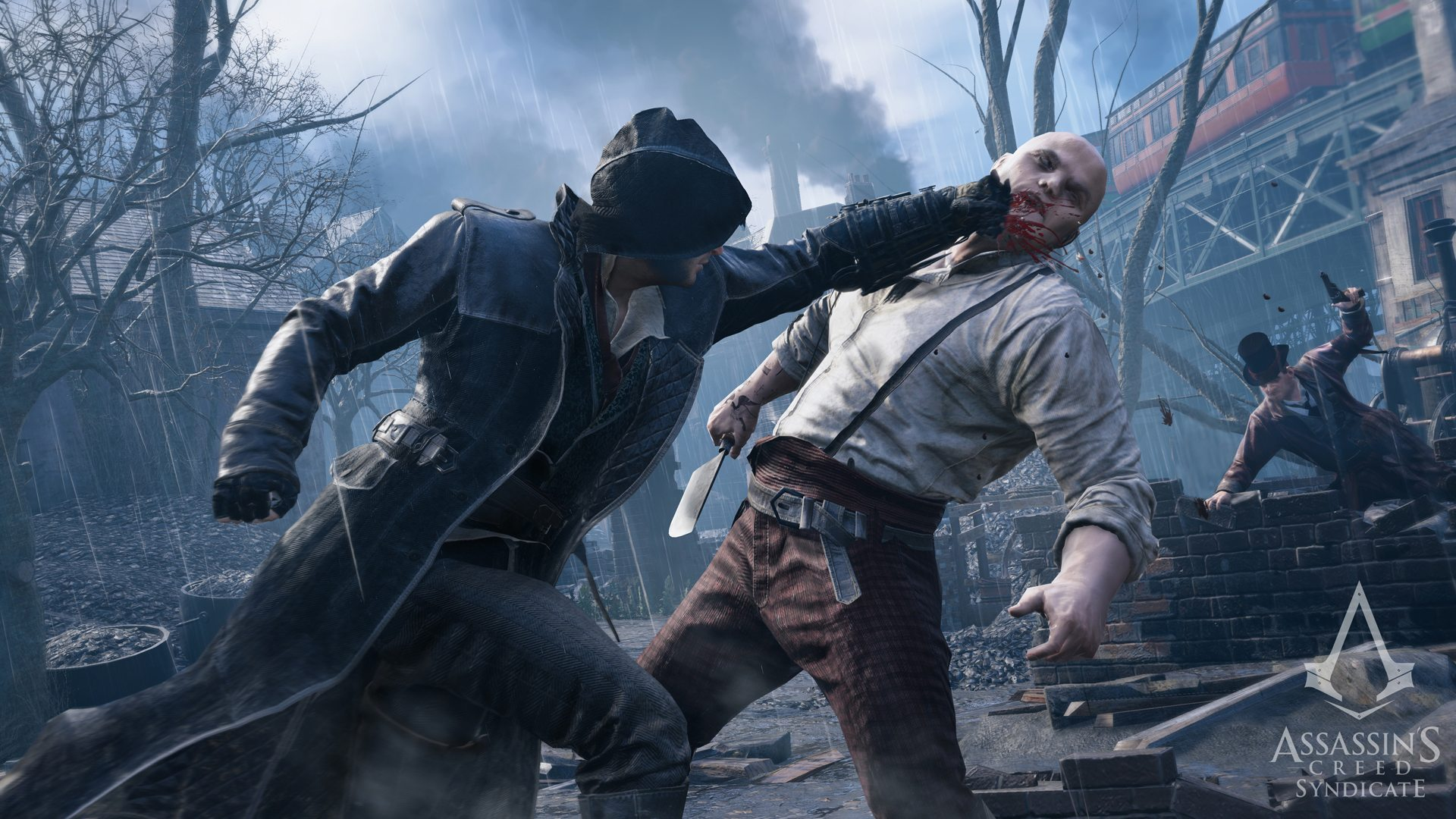 Assassin's Creed Syndicate Gaming Cypher