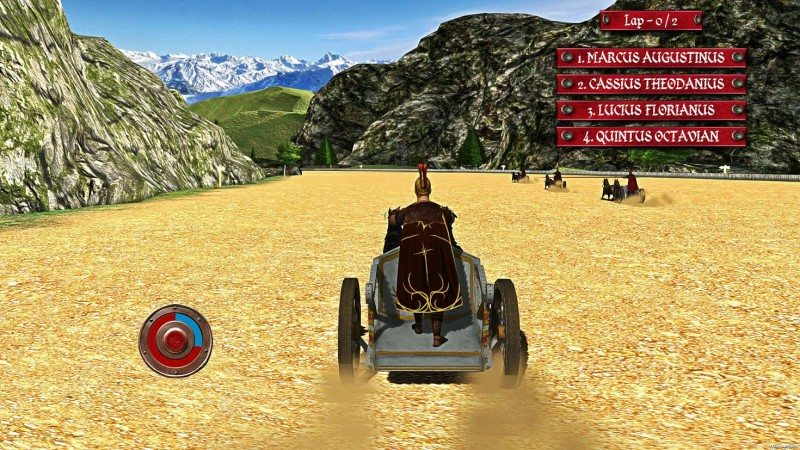 Chariot Wars Review for PC
