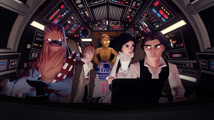 Disney Infinity 3.0 Star Wars Trailer and Details