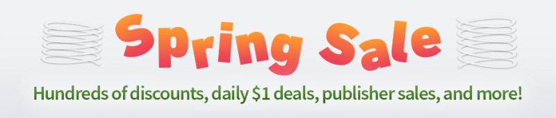 Humble Store Spring Sale is Now Live