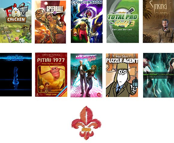 Indie Royale The Mixer 20 Bundle is Now Live