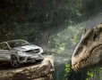 Jurassic World Mercedes Benz GLE Coupe Gaming Cypher