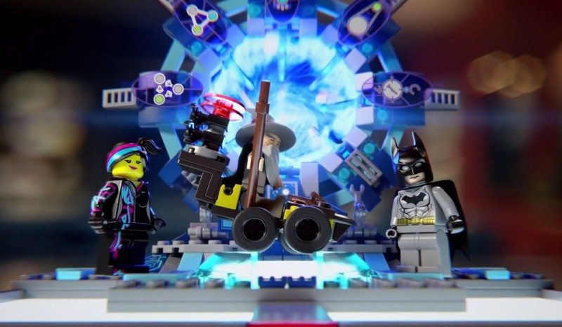 LEGO Dimensions New Great Scott Video