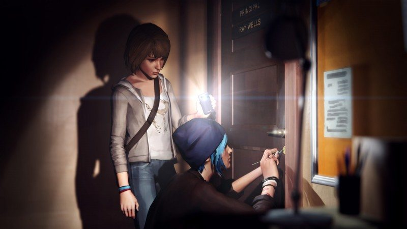 Life is Strange Episode 3 Chaos Theory Releasing May 19