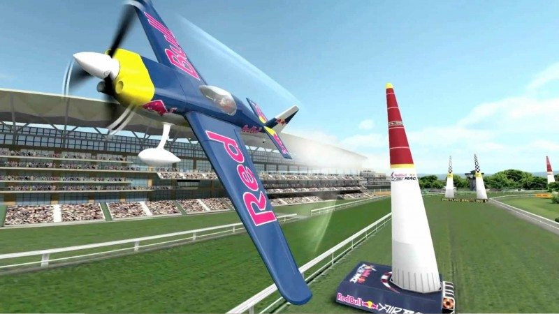 Red Bull Air Race Game & 2nd Qualifying Round Have Begun