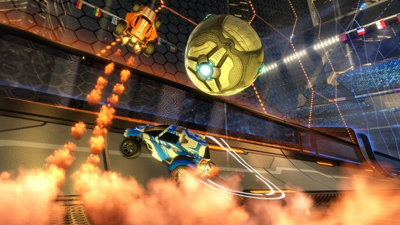 Rocket League Blasts Into 2nd PS4 Closed Beta