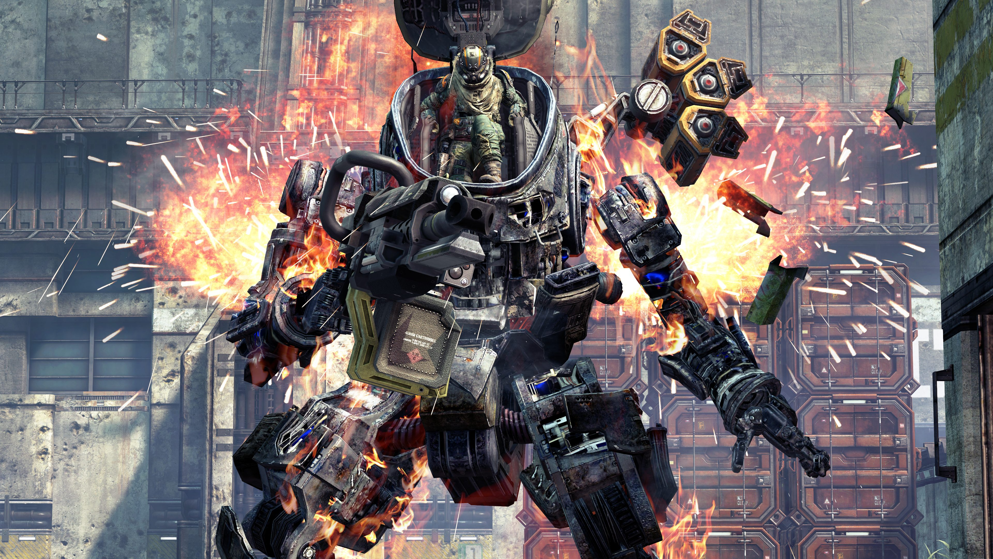 Titanfall 2 in the Works for Late 2016 or Early 2017