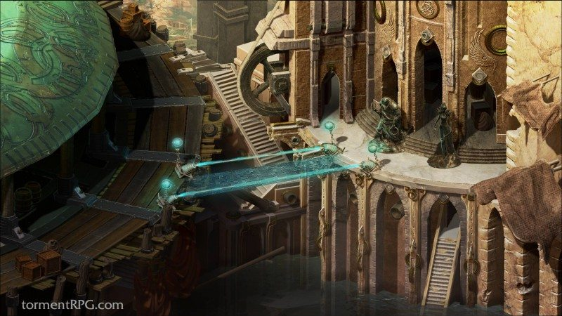 Torment: Tides of Numenera A World Unlike Any Other Trailer