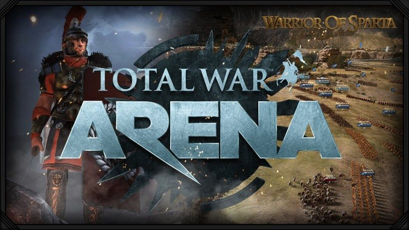 Total War: ARENA Alpha Gameplay Trailer