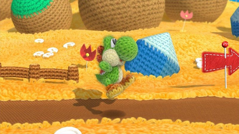 Yoshi's Woolly World New Wii U Video