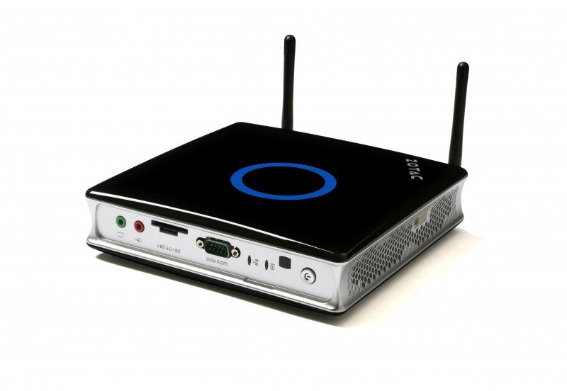 ZOTAC Elevates the Mini PC with All New R Series