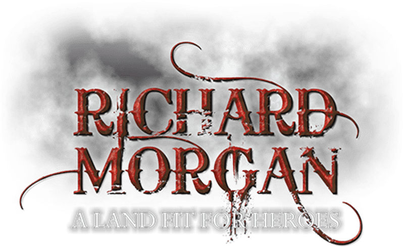 Crysis 2 and Syndicate Writer Richard Morgan Launches New Dark Fantasy Gamebook Series Today
