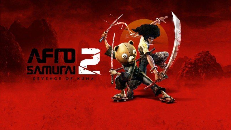 Afro Samurai 2 is Now Available