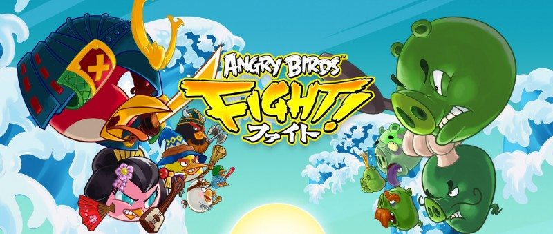 Angry Birds Fight! Has Launched for Mobile Devices
