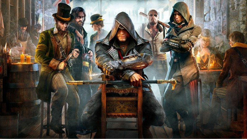 Assassin's Creed Syndicate Register for The Tour in London
