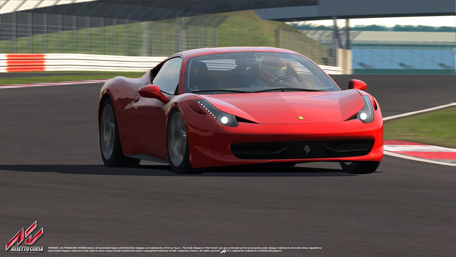 Assetto Corsa Gaming Cypher