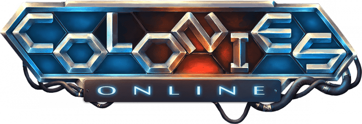 Colonies Online Logo Gaming Cypher