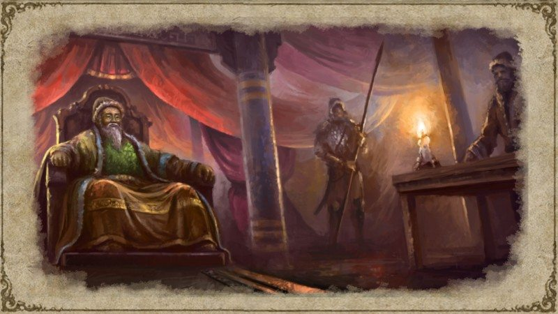 Crusader Kings II: Horse Lords Announcement Trailer